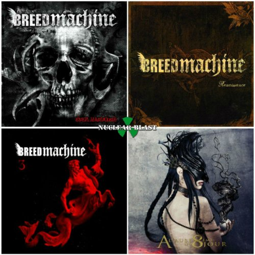 Breed Machine - Collection (2006-2013)