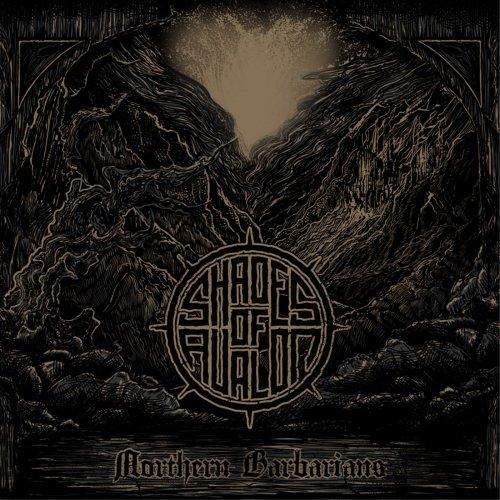 Shades Of Avalon - Northern Barbarians [ep] (2016)