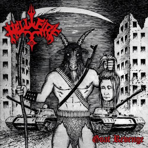 Hellfire - Goat Revenge (ep) (2017)