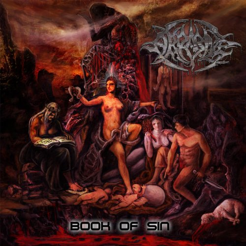 Abrasive - Book Of Sin (2017)