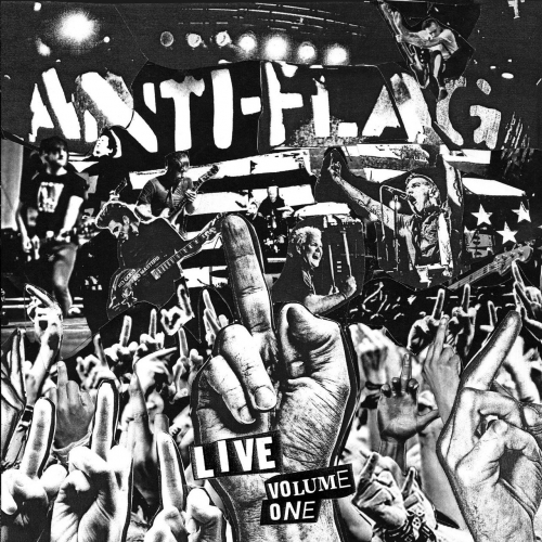 Anti-Flag - Live, Vol. 1 (2017)