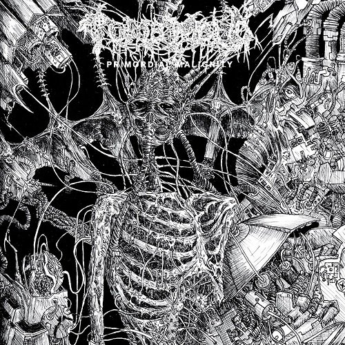 Tomb Mold - Primordial Malignity (2017)