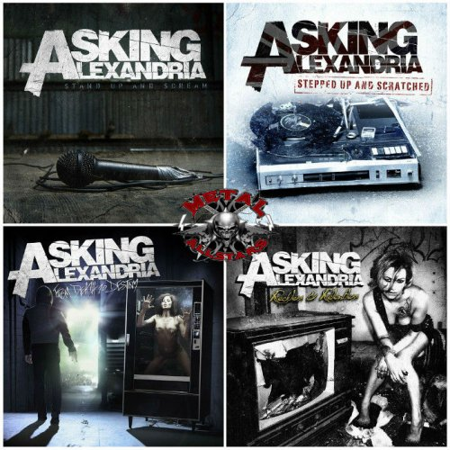 Asking Alexandria - Collection (2009-2013)