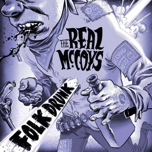 The Real McCoys - Folk Drunk (2016)