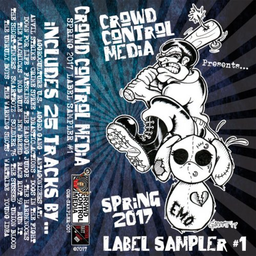 Various Artists - CCM Label Sampler #1 (2017)