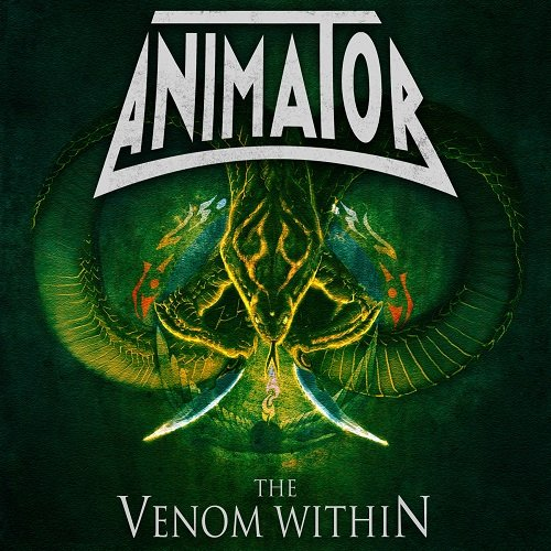Animator - The Venom Within (ep) (2017)