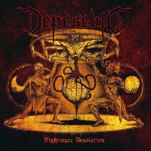 Depeseblo - Nightmare Desolation (2017)