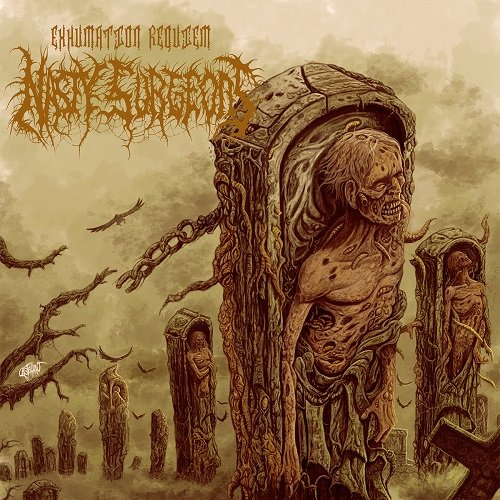 Nasty Surgeons - Exhumation Requiem (2017)