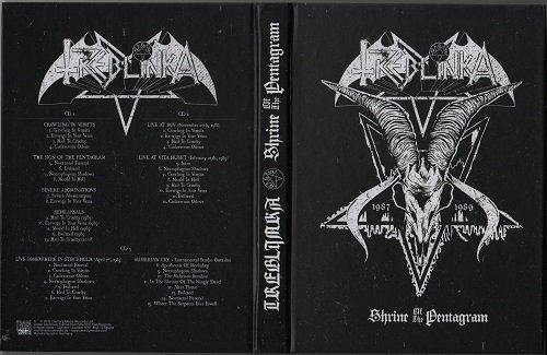 Treblinka - Shrine Of The Pentagram (Box Set) (2013)