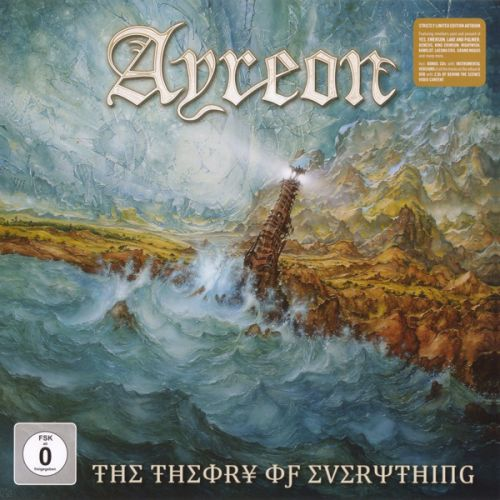 Ayreon - The Theory of Everything (Ltd Deluxe Artbook) (2013)