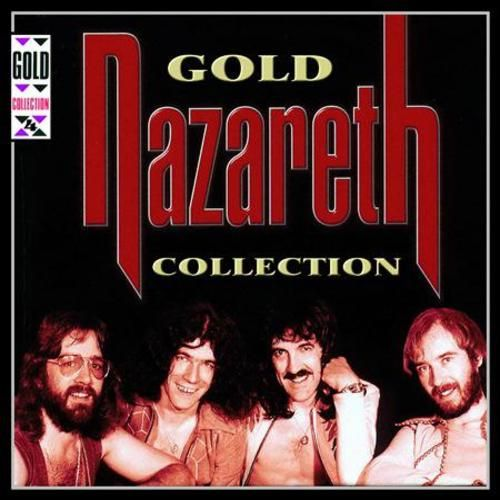 Nazareth - Gold Collection (4 CD) (2010)