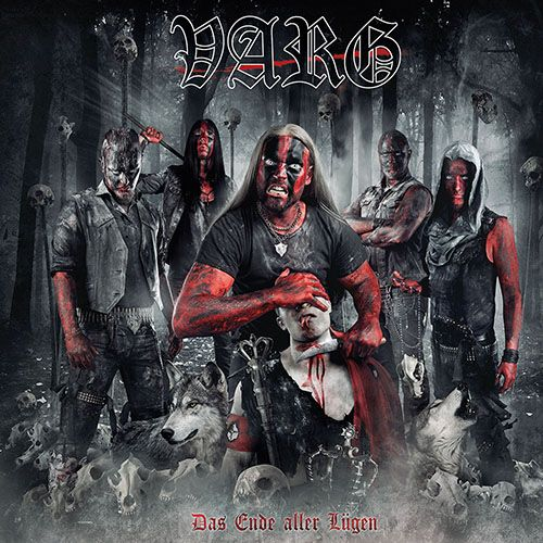 Varg - Discography (2007-2016)
