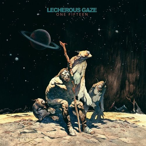 Lecherous Gaze - One Fifteen (2017)