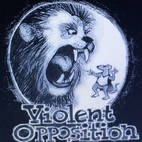 Violent Opposition - Courage And Conviction (2016)