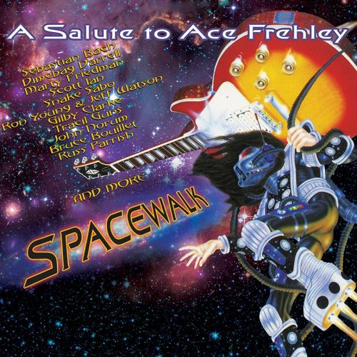 Ace Frehley - Discography (1978-2016)