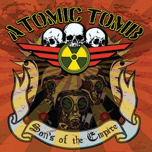 Atomic Tomb - Sons of the Empire (2017)