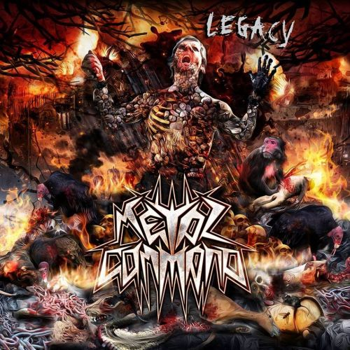 Metal Command - Legacy (2017)