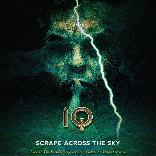 IQ - Scrape Across The Sky (2016)