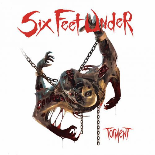 Six Feet Under - The Separation of Flesh from Bone (Single) (2017)
