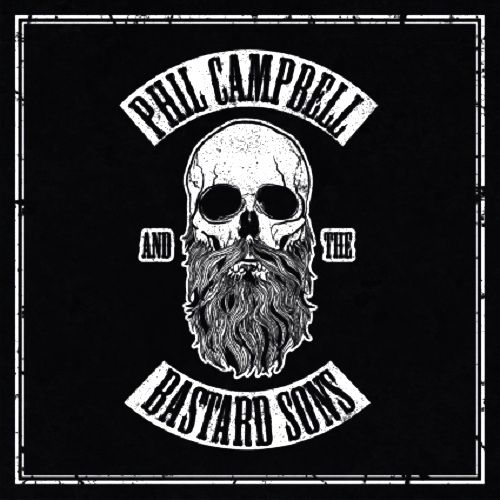 Phil Campbell And The Bastard Sons - Phil Campbell & The Bastard Sons (ep) (2017)