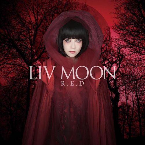 Liv Moon - R.E.D (ep) (2016)