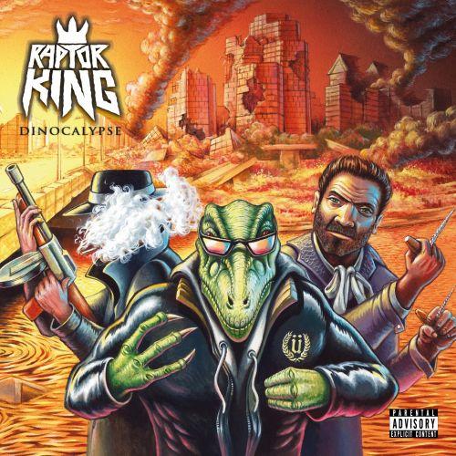 Raptor King - Dinocalypse (ep) (2017)