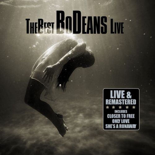 BoDeans - The Best - Live & Remastered (2016)