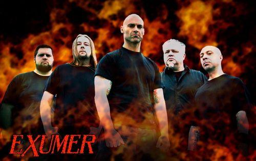 Exumer - Discography (1986-2019)