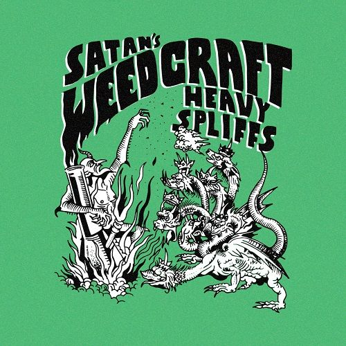 Weedcraft - Satan's Weedcraft Heavy Spliffs (2017)