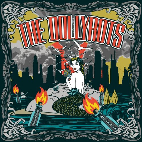 The Dollyrots - Whiplash Splash (2017)