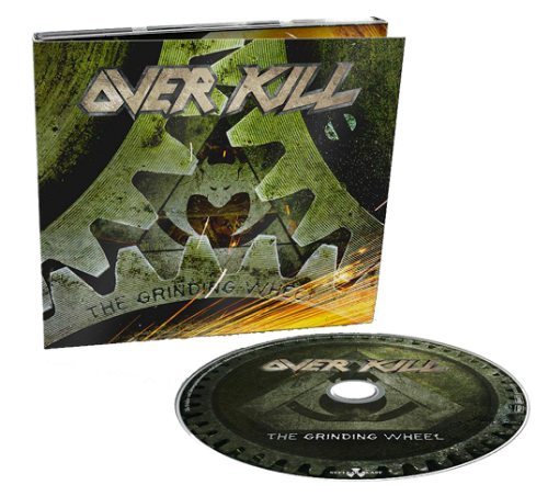 Overkill - The Grinding Wheel (Limited Edition) (2017)