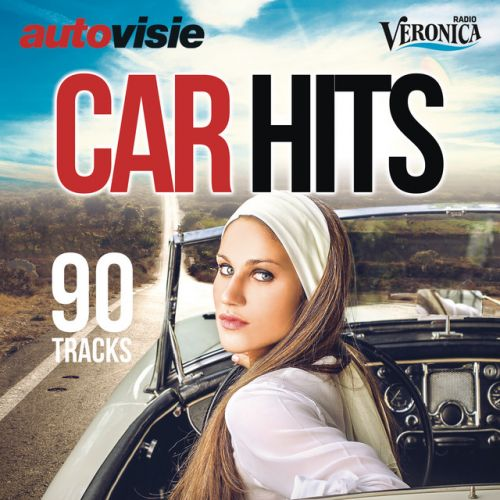 Various Artists - Veronica Car Hits (Autovisie) (2016) (5CD)