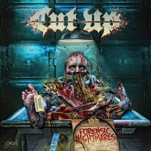 Cut Up - Forensic Nightmares (2015)