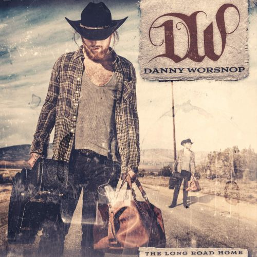 Danny Worsnop - The Long Road Home (Deluxe Edition) (2017)