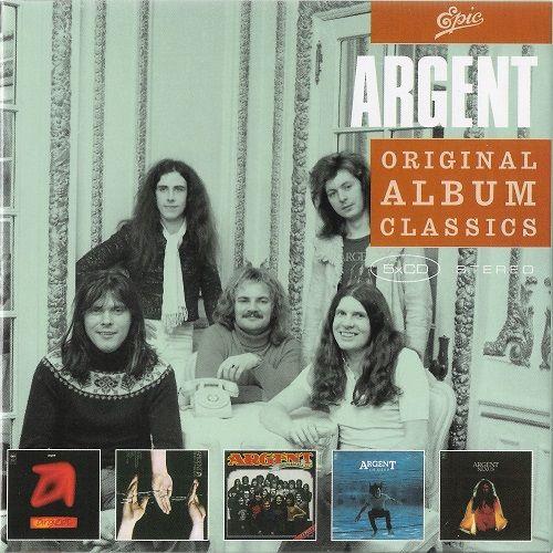 Argent - Original Album Classics (BoxSet) (2009)