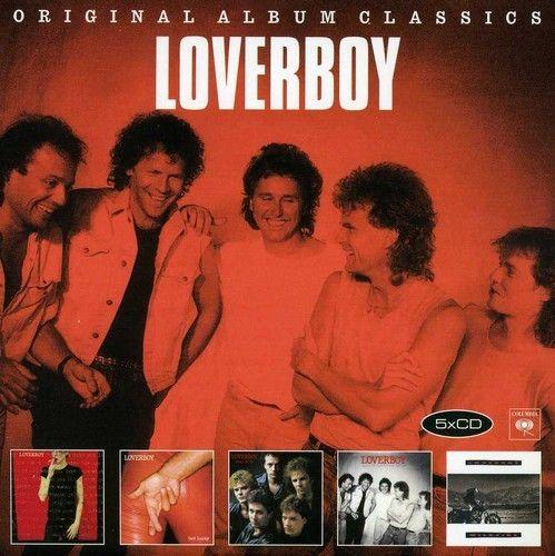 Loverboy - Original Album Classics (2013)