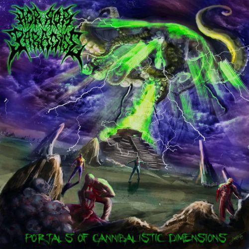 Horror Paradise - Portals of Cannibalistic Dimensions (2016)