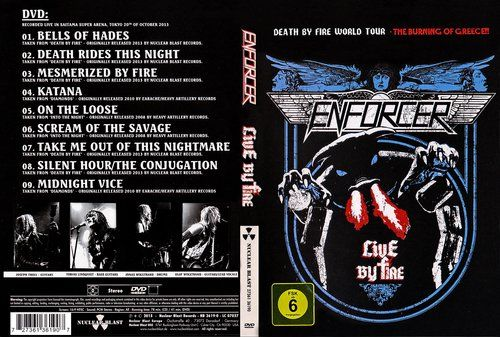 Enforcer – Live by Fire (2015) [DVD5]