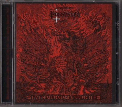 Various Artists: A Tribute To Possessed  Seven Burning Churches (2016)