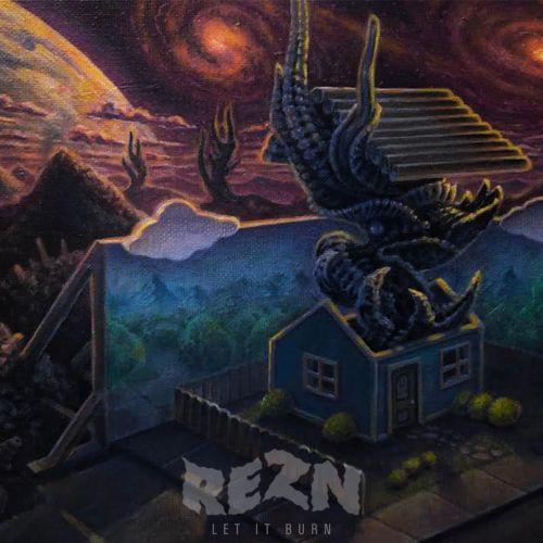 REZN - Let It Burn (2017)