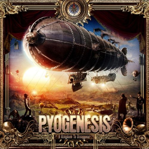 Pyogenesis - A Kingdom to Disappear (2017)