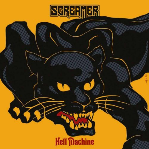 Screamer - Hell Machine (2017)