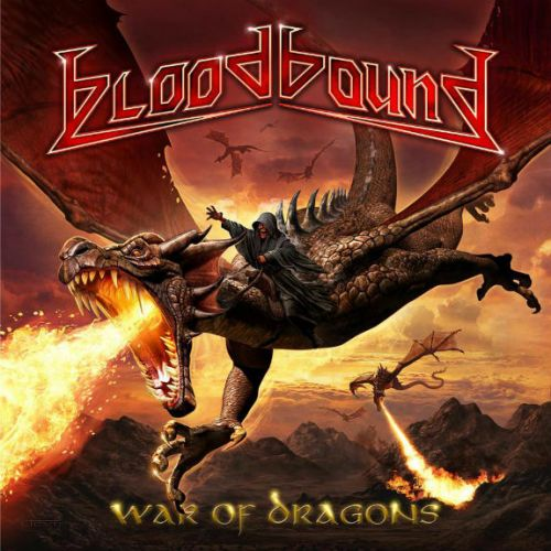 Bloodbound - War of Dragons (2017)