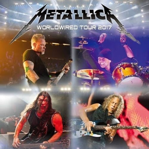 Metallica - Worldwired Tour (2017)