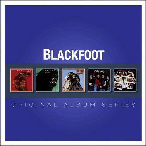 Blackfoot - Original Album Series (2013)