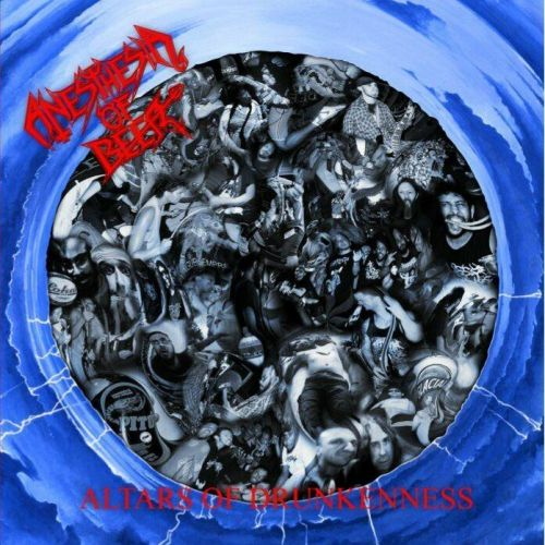 Anesthesia Of Beer - Altars Of Drunkenness (2017)