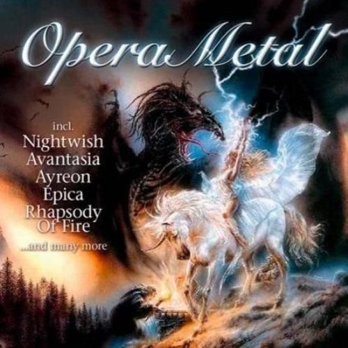 Various Artists - Opera Metal Vol.1-8 (2008-2013)