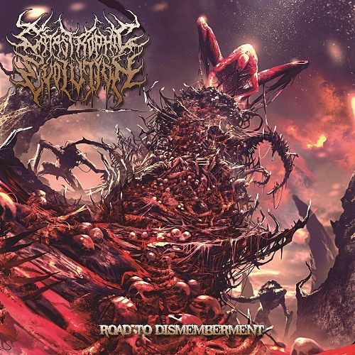 Catastrophic Evolution - Road To Dismemberment (2017)