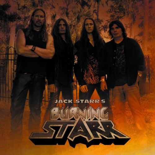 Jack Starr's Burning Starr - Discography (1985-2011)