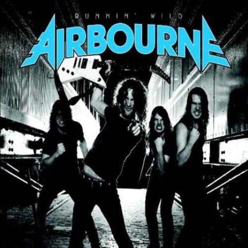 Airbourne – Runnin' Wild (Bonus DVD) (2008) [DVD5]
